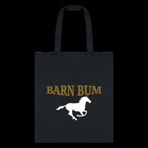 Barn Bum Tote Bag  - Tote Bag