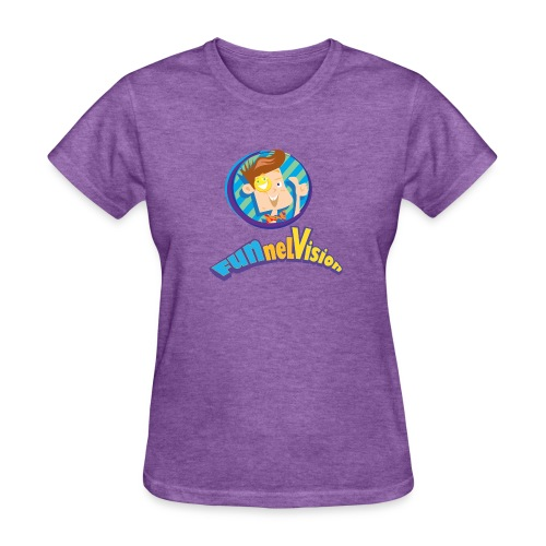 Funnel Vision Womens T-Shirt - Women's T-Shirt