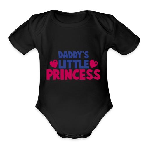 babies - Organic Short Sleeve Baby Bodysuit