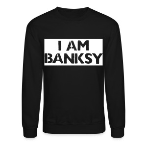 I AM BANKSY - Sweatshirt - Men - Crewneck Sweatshirt