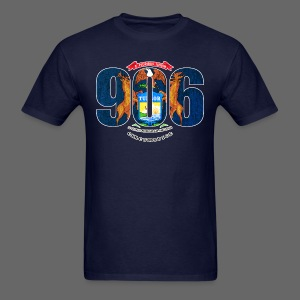 906 Michigan Flag - Men's T-Shirt