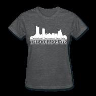 T-Shirts ~ Women's T-Shirt ~ Collegiate Women's Light