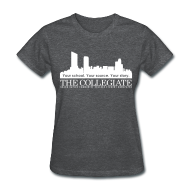 Women's T-Shirts ~ Women's T-Shirt ~ Collegiate Women's Light