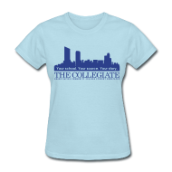 Women's T-Shirts ~ Women's T-Shirt ~ Collegiate Women's Dark