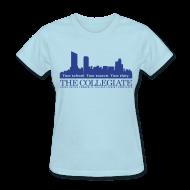 Women's T-Shirts ~ Women's T-Shirt ~ Collegiate Women's Dark