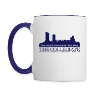 Mugs & Drinkware ~ Contrast Coffee Mug ~ Collegiate Mug