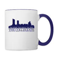 Mugs & Drinkware ~ Contrast Coffee Mug ~ Collegiate Left-handed Mug