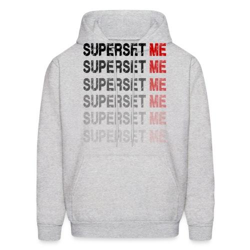 Superset Me - Men's Hoodie
