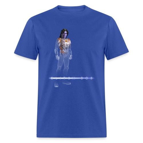 Glitch Bob Hero - Men's T-Shirt