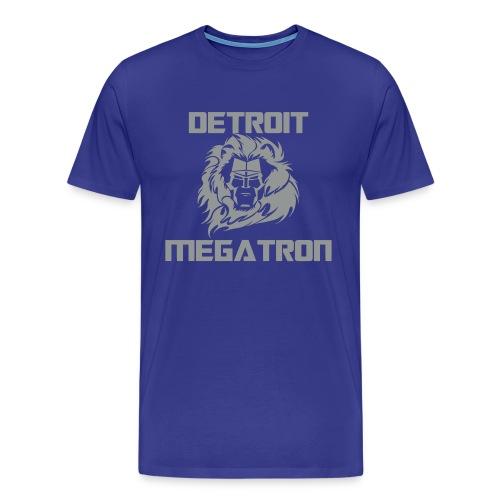 Johnson Lions Megatron Shirt - Men's Premium T-Shirt