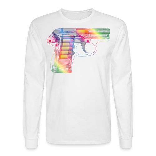 Gun Long Sleeve - Men's Long Sleeve T-Shirt