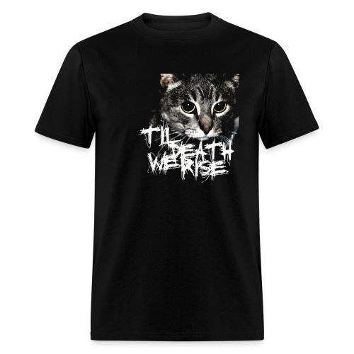 TDWR Cats Are Metal logo 2 /Mens - Men's T-Shirt