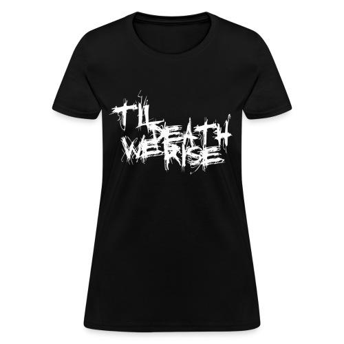 TDWR Logo 2 /Womens - Women's T-Shirt