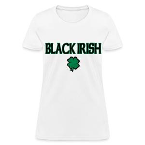 Black Irish (Ladies) - Women's T-Shirt
