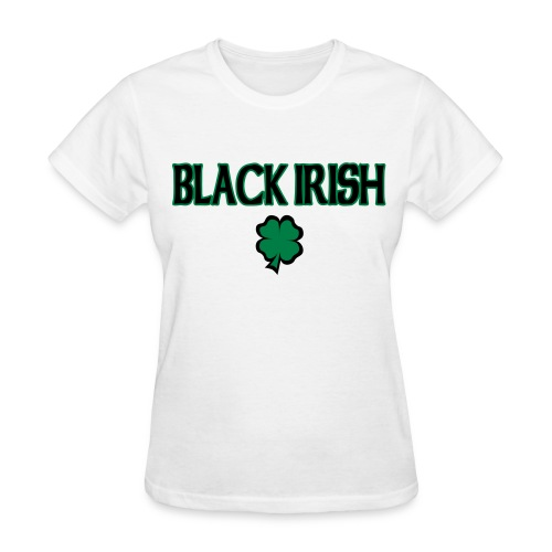 Black Irish (Ladies) - Women's T-Shirt