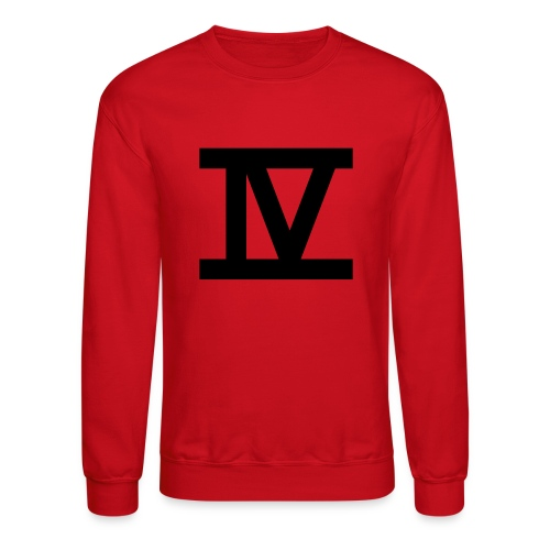 IV CrewNeck - 23 Clothing Line - Crewneck Sweatshirt