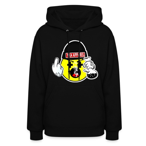 $moked Out Smilez (Stoner Edition) - Women's Hoodie