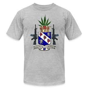 GP Coat of Arms - Men's Fine Jersey T-Shirt