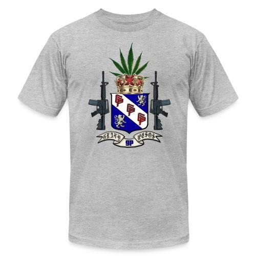 GP Coat of Arms - Men's  Jersey T-Shirt
