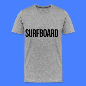 Surfboard T-Shirts - Men's Premium T-Shirt
