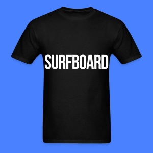 Surfboard T-Shirts - Men's T-Shirt