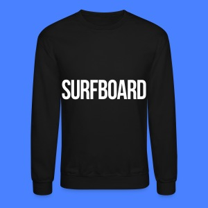 Surfboard Long Sleeve Shirts - Crewneck Sweatshirt