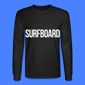 Surfboard Long Sleeve Shirts - Men's Long Sleeve T-Shirt