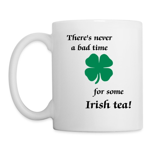 Irish Tea Mug - Coffee/Tea Mug
