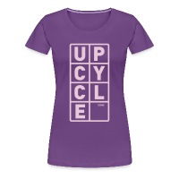 Upcycle Letterbox t-shirt - Women's Premium T-Shirt