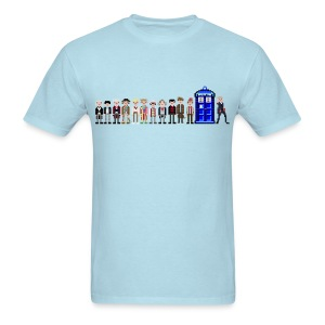 Lords of Time + 12 - Men's T-Shirt