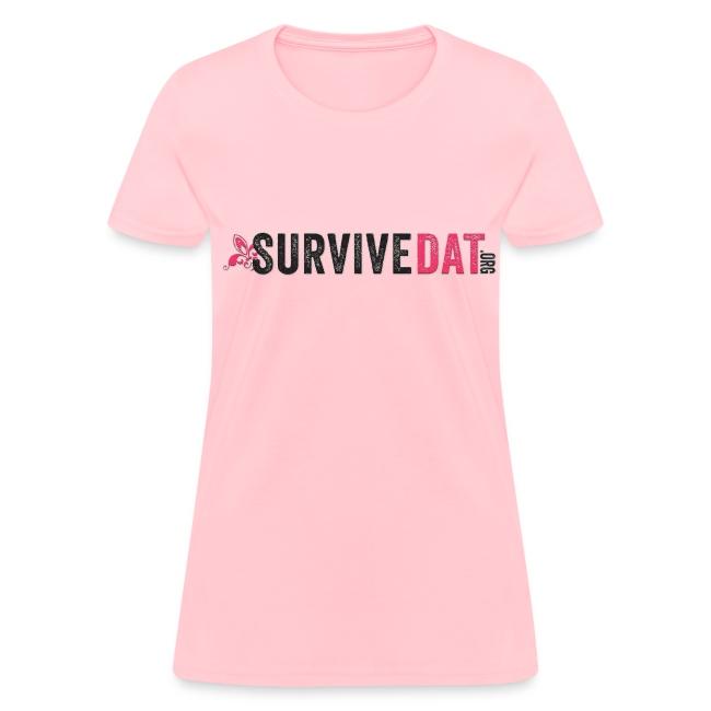 SurviveDAT Women's T-shirt