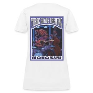 Moho Smoked Porter - Black Logo - Women's T-Shirt