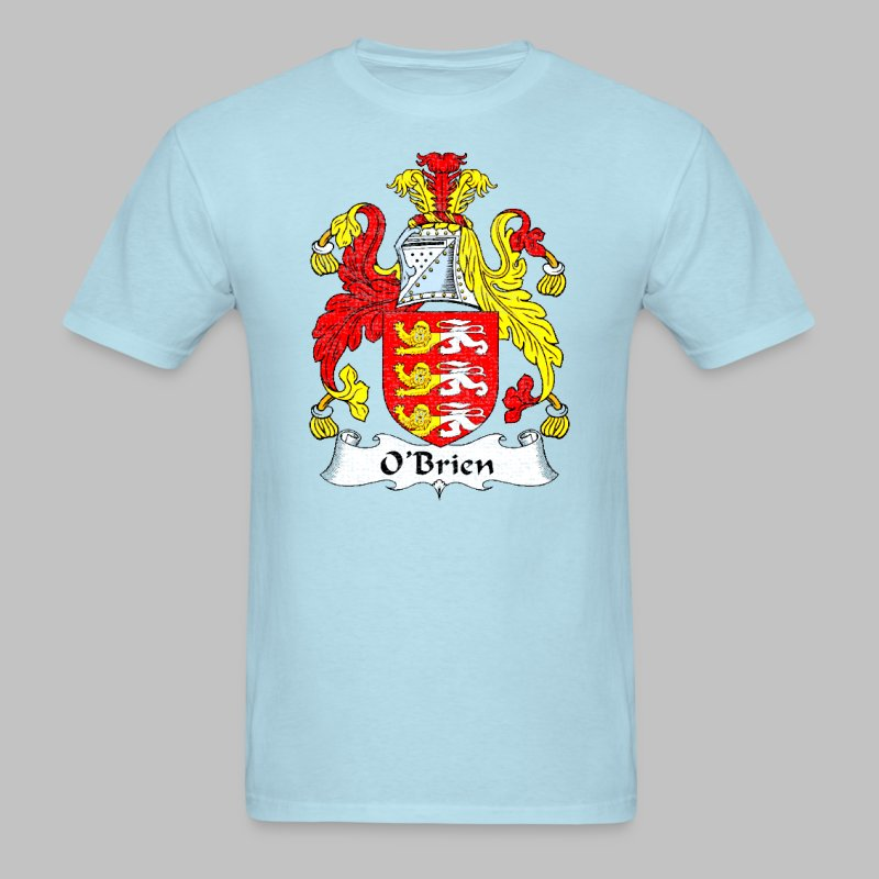 Obrien Family Shield - Men's T-Shirt