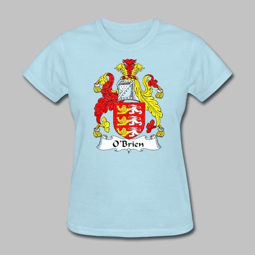 Obrien Family Shield - Women's T-Shirt