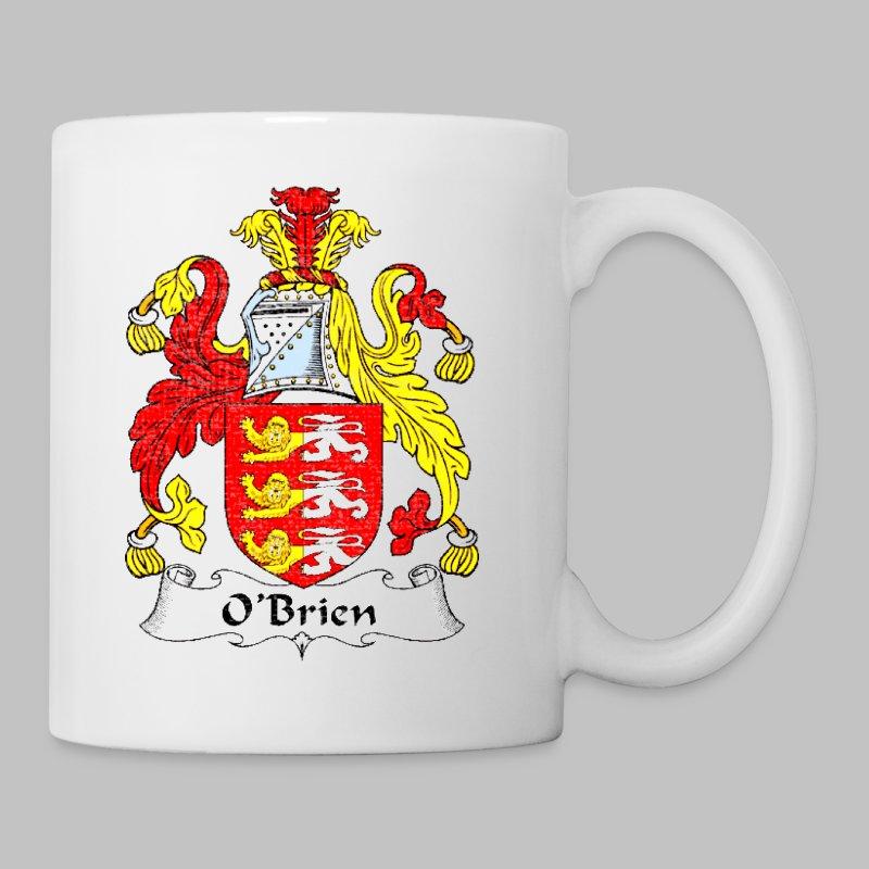 Obrien Family Shield - Coffee/Tea Mug