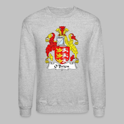 Obrien Family Shield - Crewneck Sweatshirt