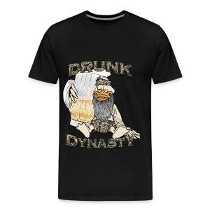 Drunk Dynasty - Men's Premium T-Shirt