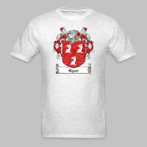 Ryan Family Crest - Men's T-Shirt