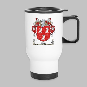 Ryan Family Crest - Travel Mug