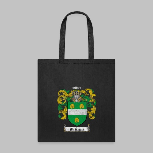 Mckenna Family Shield - Tote Bag