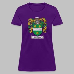Mckenna Family Shield - Women's T-Shirt