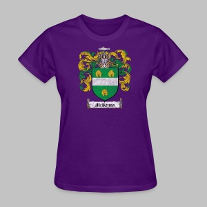Mckenna Family Shield - Women's T-Shirt