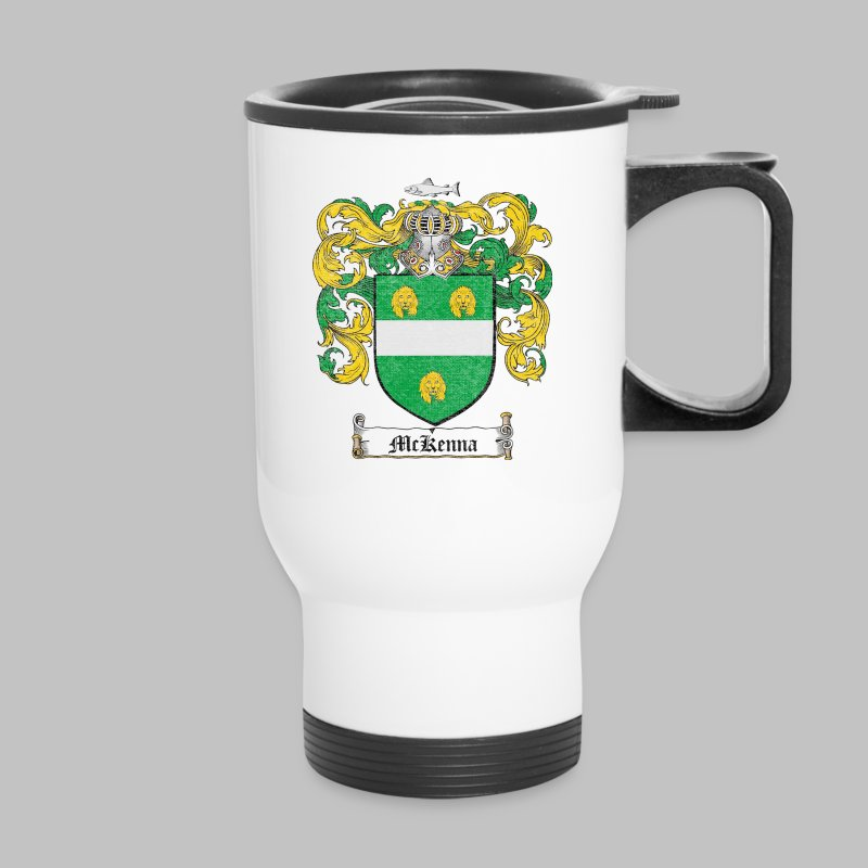 Mckenna Family Shield - Travel Mug