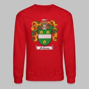 Mckenna Family Shield - Crewneck Sweatshirt