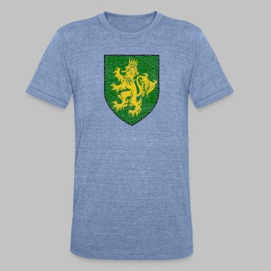 Oconnor Family Shield - Unisex Tri-Blend T-Shirt by American Apparel