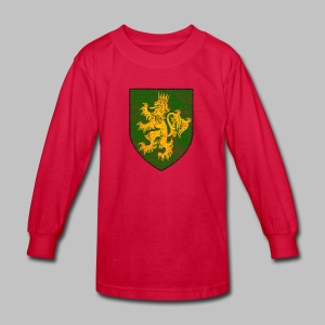 Oconnor Family Shield - Kids' Long Sleeve T-Shirt