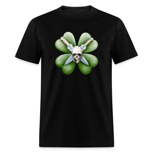 Skull & Clover - Men's T-Shirt