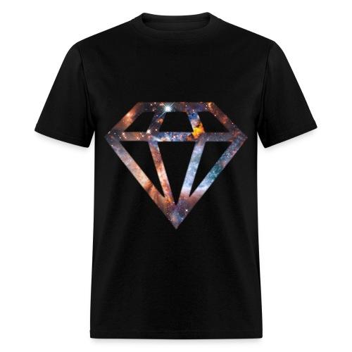 DIAMOND in the RUFF - Men's T-Shirt