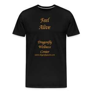 Feel Alive Men - Men's Premium T-Shirt