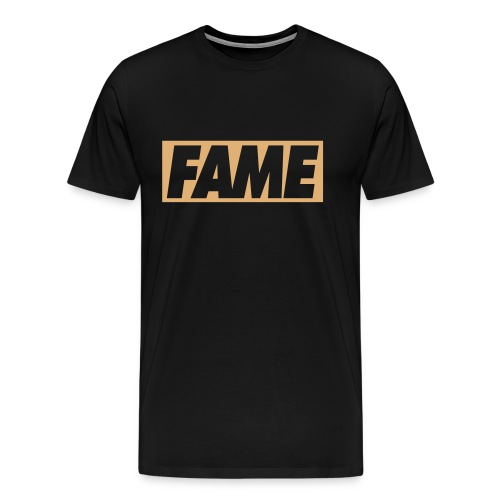 Gold Fame Shirt - Men's Premium T-Shirt